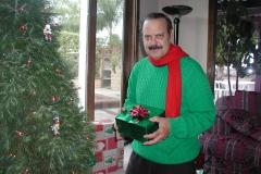 Jack, Christmas 2012