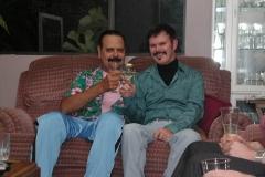 Jack and Doug, 2008